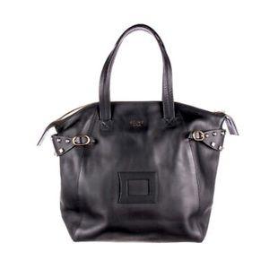 NWOT CÉLINE Black Leather Purse